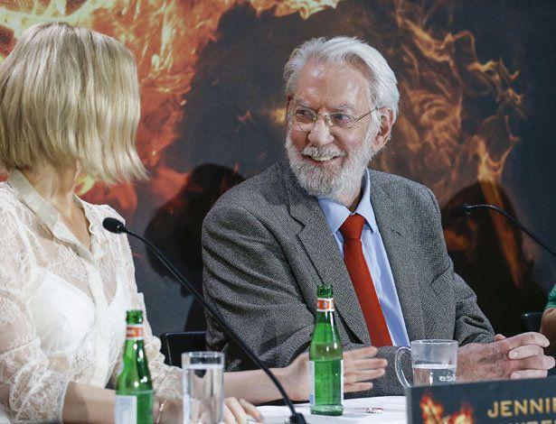 Mockingjay 2: Jennifer Lawrence & Co. in Berlin - Erste Bilder
