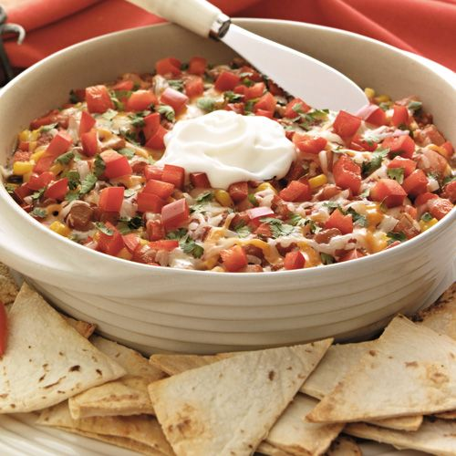 Mexican Bean Dip - The Pampered Chef® www.pamperedchef.biz/nataliahibbert