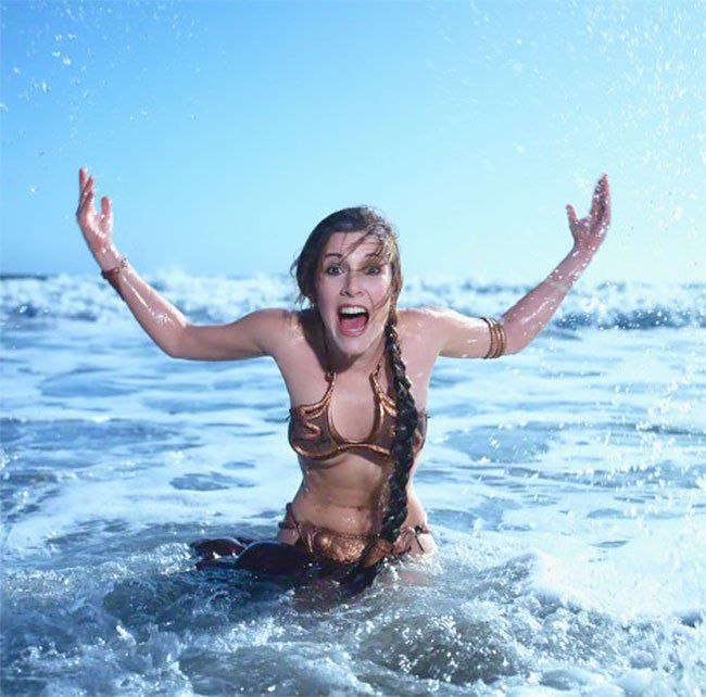 <legend>Leia Star Wars</legend>