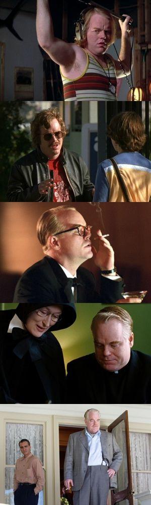 Cinque indimenticabili film con Philip Seymour Hoffman <3