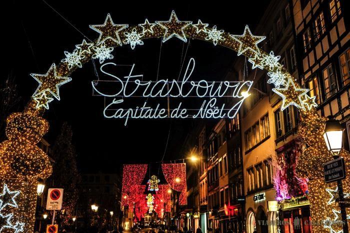 Estrasburgo en Navidad, una parada imprescindible en Alsacia