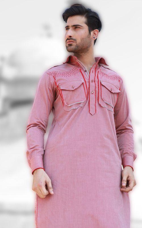New Kurta Designs For Men 2014 - Deja Vu Kurta Shalwar Designs for Eid 2014.