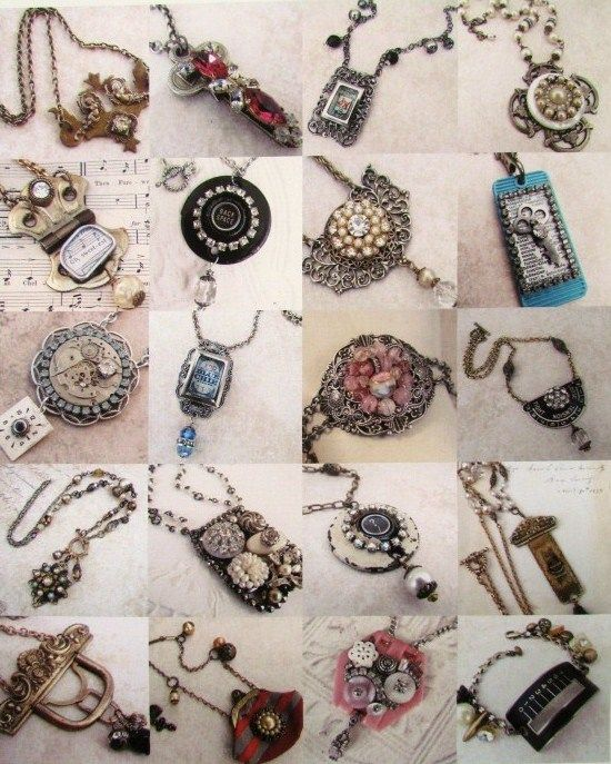 A DIY blog about my trash to treasure projects, flea market and yard sale finds, repurposed jewelry creations, and my love of vintage.
