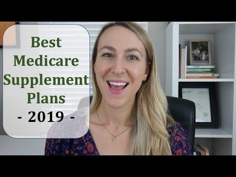 2019 Best Medicare Supplement Plans How To Find The Best