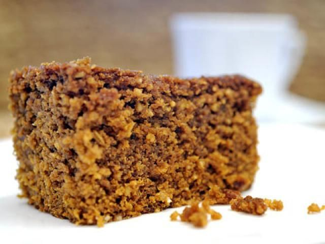 There are many types of classic British Parkin but the best recipe comes from Yorkshire. Yorkshire Parkin is sweet, sticky and so easy to make.
