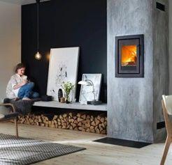Best 25 modern wood burning stoves ideas on pinterest for Garden rooms rocal