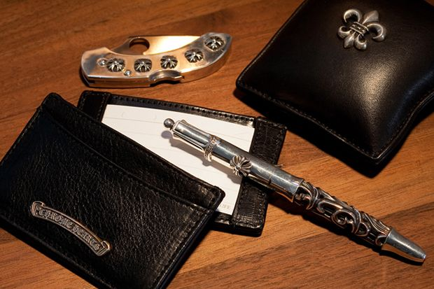 Chrome Hearts 2011 Stationery Collection