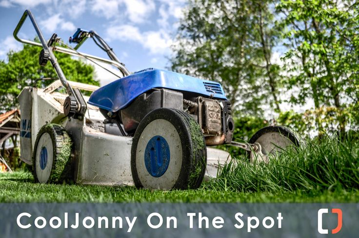 If you need lawn mower repair help and troubleshooting advice, just enter CoolJonny.com and ask our best specialists.