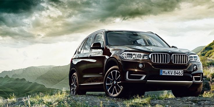Automotive News : BMW may reveal new generation of X5 by 2017