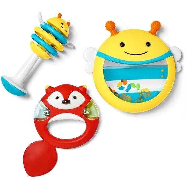 Instrumenty muzyczne dla dzieci marki #SkipHop