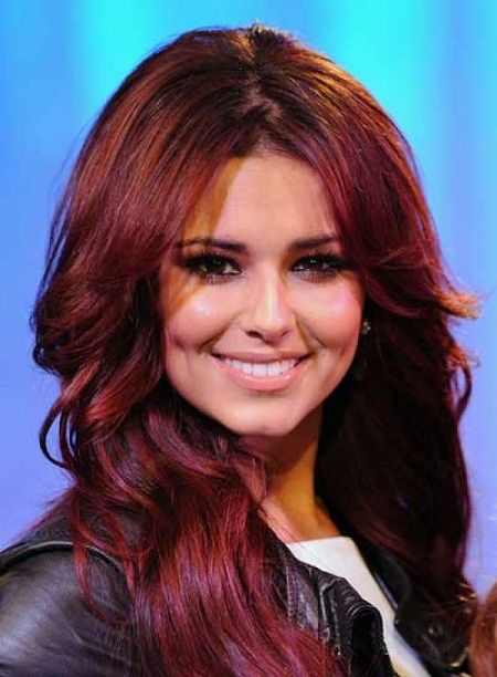 red hair color for dark hair highlights | Hairstyles | short hairstyles | long hairstyles | hairstyles 2013