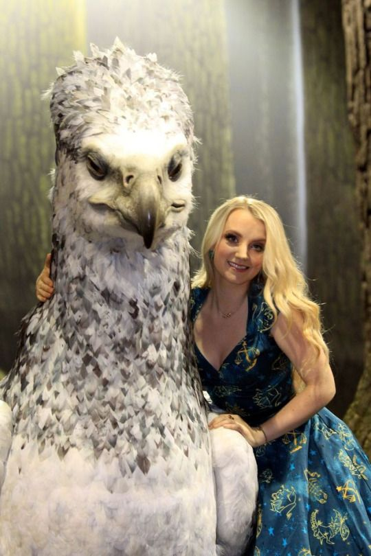 Evanna Lynch attends the First look at The Forbidden Forest at the Warner Bros. Studio Tour London - The Making of Harry Potter in Watford, 8 March 2017. Pinned by @lilyriverside