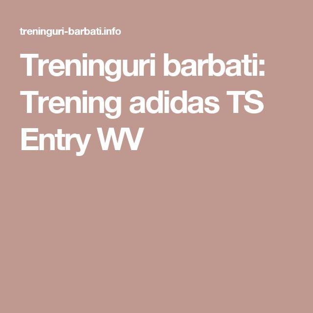 Treninguri barbati: Trening adidas TS Entry WV
