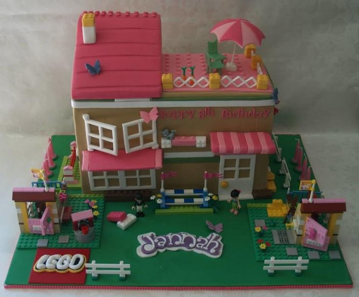 17 Best Images About Girl Lego Cake On Pinterest Cookie