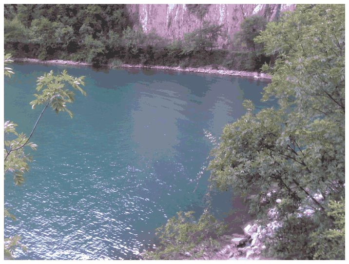 Tra Castro e Riva di Solto (BG), Lago d'Iseo