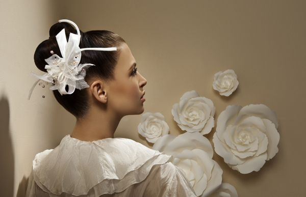 Moliabal Hand Made Hair Accessories! Bridal Line. To order within the US, contact us: info@amerikasinc.com