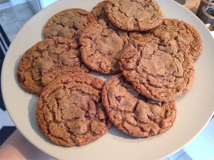 eschutz - Ellen Schutz blogg: Fitness cookies