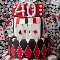 40th Las Vegas Casino Birthday Party