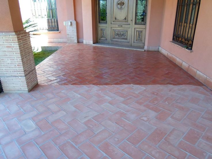 8 best suelos de barro cocido tratados por monestir images on pinterest barro suelos y Suelo de barro cocido