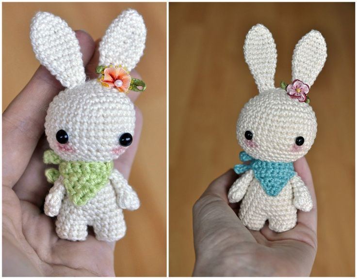 255 best Crochet Rabbit, Bunny~Free patterns images on Pinterest ...