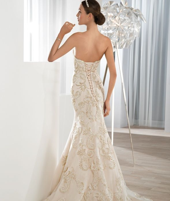42 best Demetrios 2016 images on Pinterest | Short wedding gowns ...