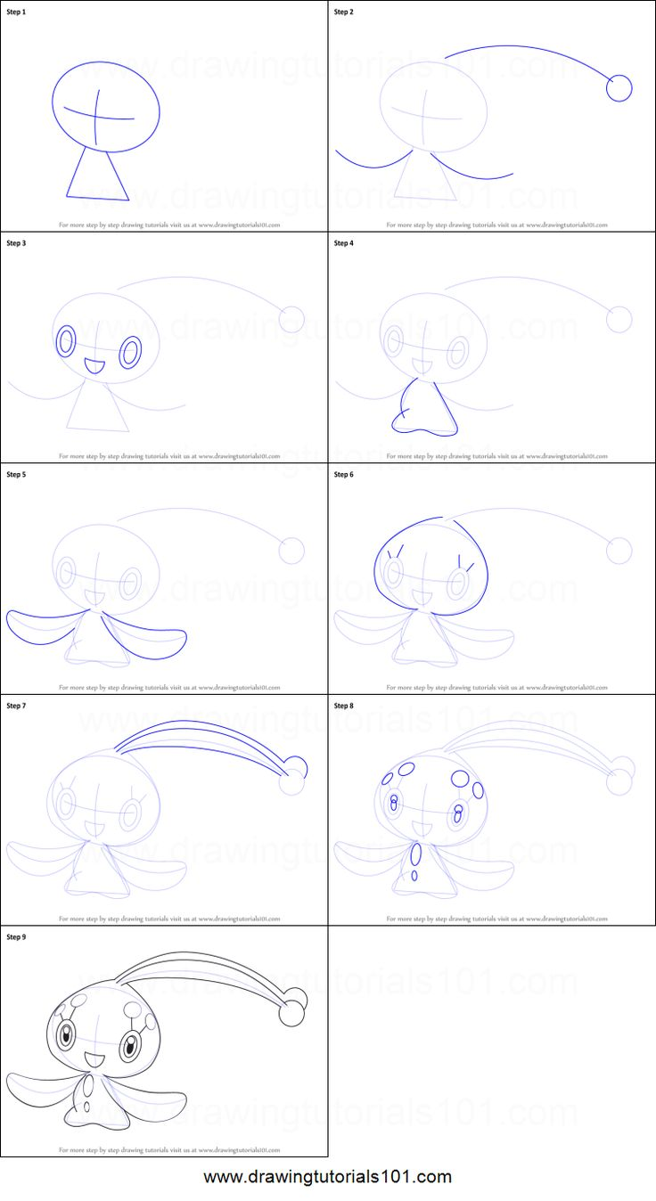 How to Draw Bulbasaur Pokemon step by step guideline to draw bulbasaur pokemon pokemon Anime & Manga