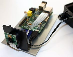 Une caméra de surveillance vidéo avec le Raspberry Pi   Framboise 314, le Raspberry Pi à la sauce française….