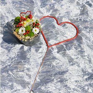 svatební prskavky mega srdce 300