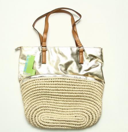 Geanta de plaja (6 L) De asortat cu tinuta de vacanta, la mare si la plaja Pret geanta de plaja: 50 Lei