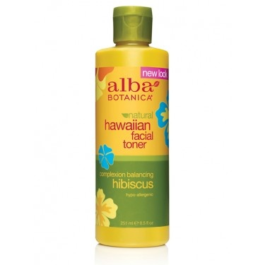 Alba Botanica Natural Hawaiian Facial Toner