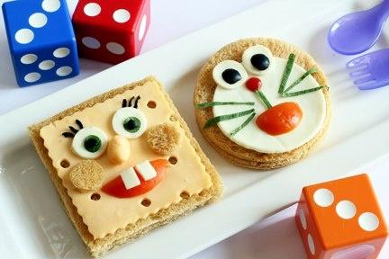 Aprenda a fazer comida divertida para as crianças - Filhos - iG
