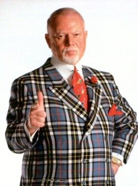 Don Cherry - 2008 Bobby Orr Hall of Fame Inductee