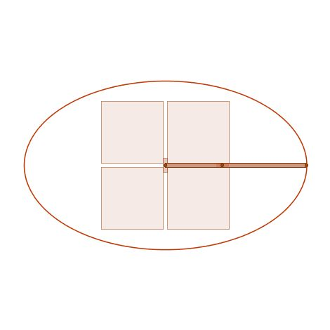 Many Different Ways of Obtaining an Ellipse In... | Visualizing Math