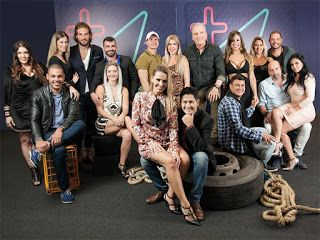 Papel Machê: Reality Show da Record - Power Couple