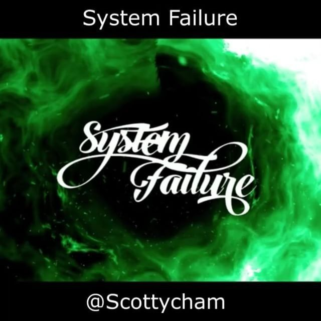 """Check the dynamic visualizer for the feature song off System Failure  Video Design: @trebennettdesigns  Like if you bout it  Comment """"win"""" if you're feeling it  Follow  @wethe9 Follow  @wethe9 Shared via @scottycham #wethe9 #wethe9artists #wethe9music"""