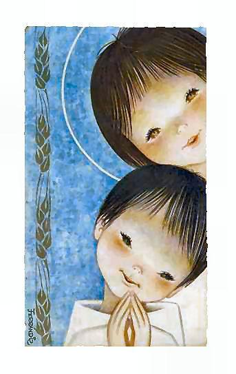Juan Ferrándiz ilustrador español, especializado en cuentos infantiles y postales navideñas para descargar