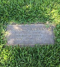 Florence Lawrence - Wikipedia, the free encyclopedia
