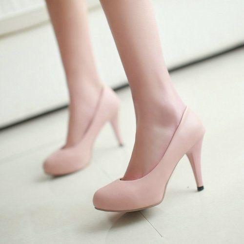 9.5 см тонкие высокие каблуки обуви для женщин осень 5 основные цвета fashion party насосы Z1-HR-919-1 Дамы Карьера и офис насосы