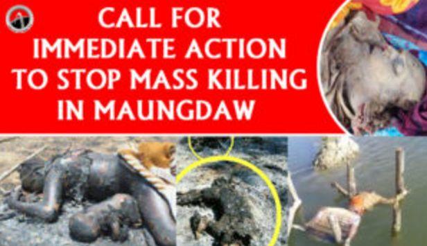 Press Release bersama organisasi Rohingya: Seruan aksi untuk menghentikan pembunuhan massal Muslim Rohingya di Myanmar  ARAKAN (Arrahmah.com) - Otoritas Myanmar sedang menargetkan warga sipil Rohingya yang tidak bersalah tanpa melalui penyelidikan di negara bagian utara Rakhine dengan alasan melakukan penyerangan yang tidak diketahui kebenarannya terhadap kantor polisi pada 9 Oktober 2016.  Kami organisasi-organisasi Rohingya secara serius prihatin dengan orang-orang tersebut yang menghadapi…