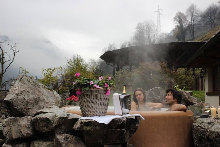 Trovate il relax con #Softub all'Agriturismo #FERDY a Lenna (BG).@softubitalia Grazie per queste immagini! http://www.agriturismoferdy.com