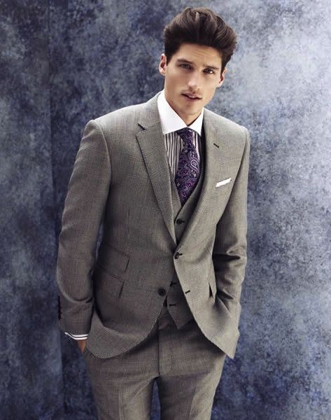 26 best Suits images on Pinterest | Menswear, My style and Men fashion