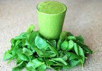 Zelené smoothie na hubnutí recept