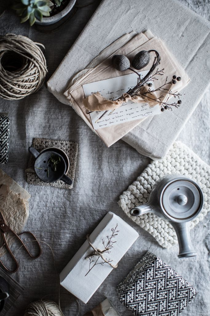 gift wrapping | Local Milk
