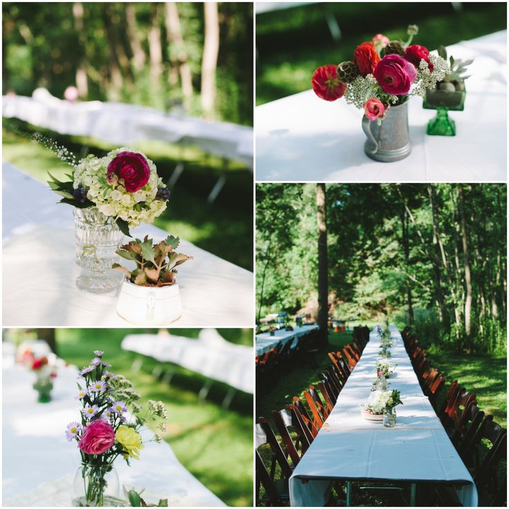 Diy Backyard Wedding Ideas: Backyard Wedding Decor: 10+ Handpicked Ideas To Discover