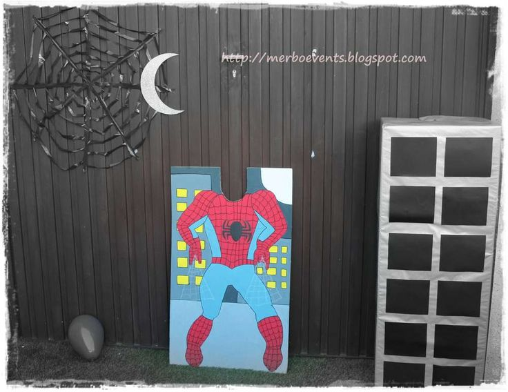 Spiderman Birthday Party Ideas | Photo 1 of 39 | Catch My Party