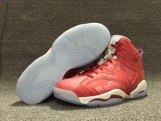 b57dcce60a33d9 Nike Air Jordan 6 VI Retro Slam Dunk red 717302 600 Mens Basketball Sports  Shoes in 2018