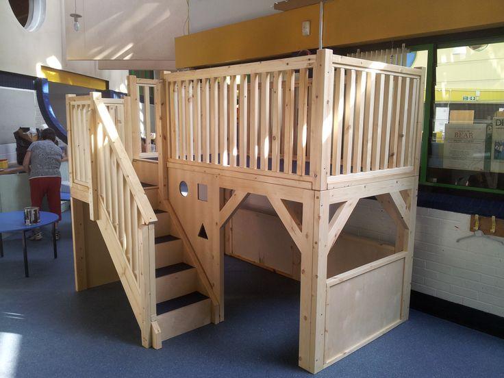 Classroom Loft Ideas ~ Best images about classroom lofts on pinterest the