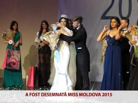 A fost desemnată Miss Moldova 2015