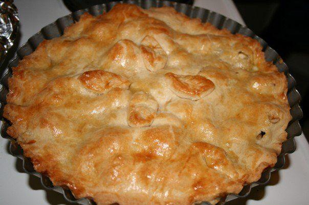Æbletærte | foodfanatic.dk