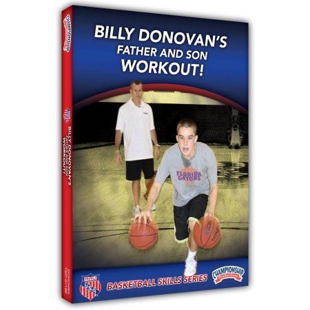 AAU Basketball Skills Series: Billy Donovan's Father and Son Workout, Multicolor